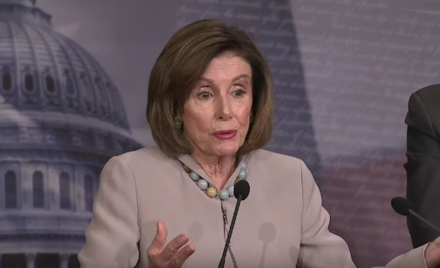 Pelosi Exposes Trump's Corruption With Wednesday Evidence Statement