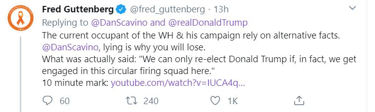 FakeVideo1 Trump's Sunday Night Tweet Gets Tagged By Twitter Users Donald Trump Election 2020 Fact-Checker Featured Top Stories