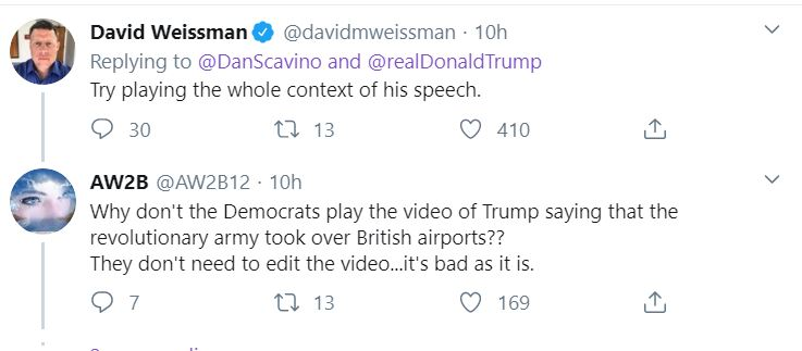 FakeVideo5 Trump's Sunday Night Tweet Gets Tagged By Twitter Users Donald Trump Election 2020 Fact-Checker Featured Top Stories