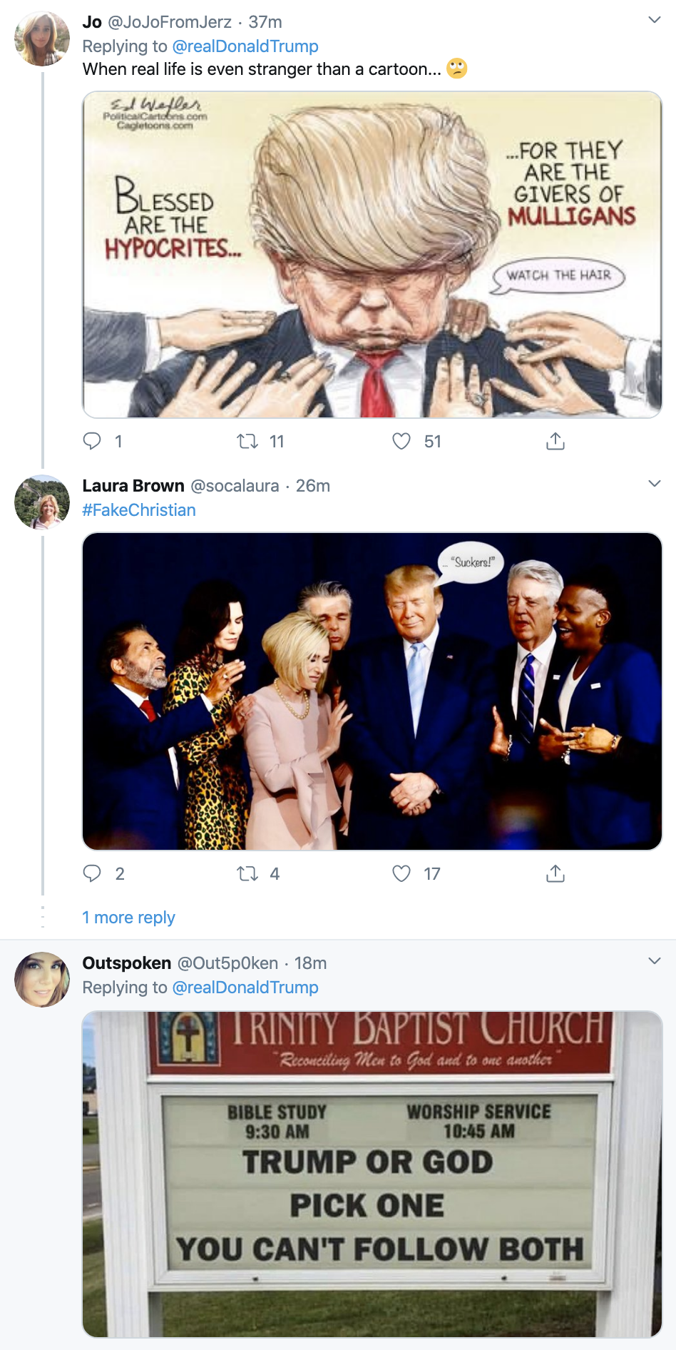 Screen-Shot-2020-03-02-at-3.05.27-PM Trump Continues Weird Monday Tweet-Spree Election 2020 Featured Politics Religion Top Stories
