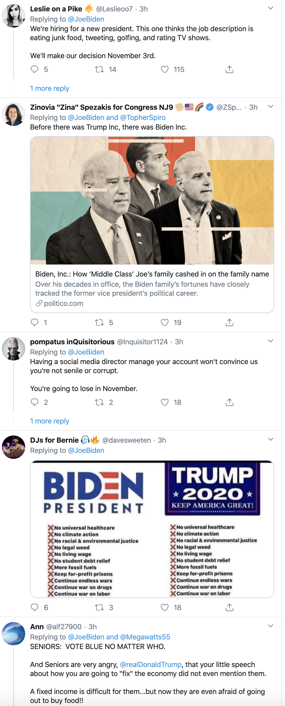 Screen-Shot-2020-03-10-at-12.39.12-PM Biden Trolls Trump Over Coronavirus & Goes Viral Fast Corruption Featured Healthcare Politics Top Stories