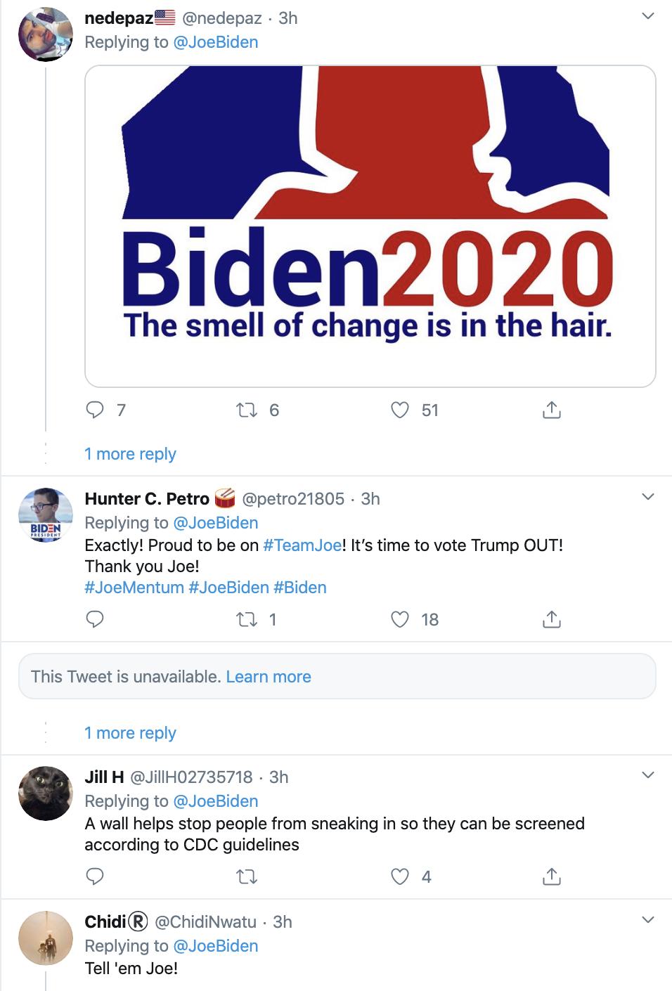 Screen-Shot-2020-03-10-at-12.39.58-PM Biden Trolls Trump Over Coronavirus & Goes Viral Fast Corruption Featured Healthcare Politics Top Stories
