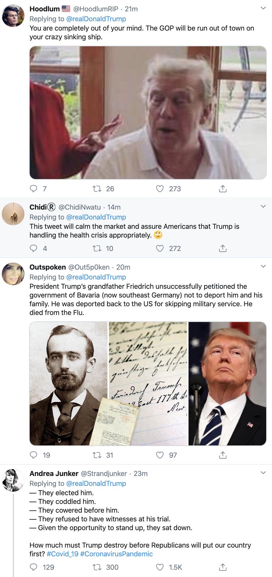 Screen-Shot-2020-03-12-at-10.08.30-AM Trump Goes After GOP Senators On Twitter Thursday Activism Featured Politics Top Stories