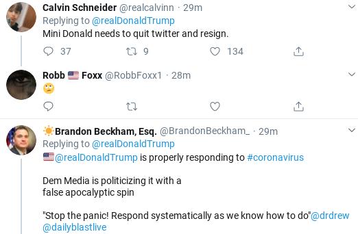 Screenshot-2020-03-02-at-12.31.54-PM Trump Has Embarrassing Twitter Freakout Over Dem Primary Donald Trump Election 2020 Politics Top Stories