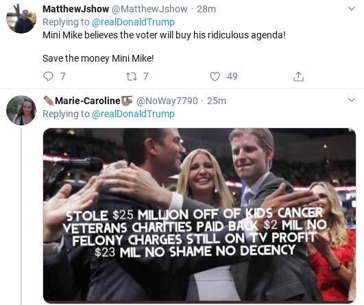 Screenshot-2020-03-02-at-12.32.06-PM Trump Has Embarrassing Twitter Freakout Over Dem Primary Donald Trump Election 2020 Politics Top Stories