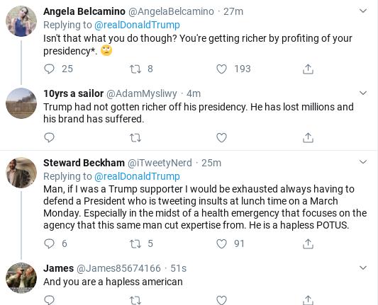Screenshot-2020-03-02-at-12.32.19-PM Trump Has Embarrassing Twitter Freakout Over Dem Primary Donald Trump Election 2020 Politics Top Stories