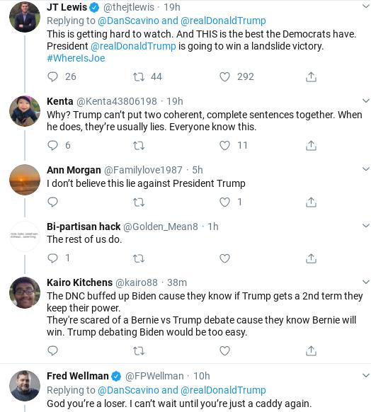 Screenshot-2020-03-08-at-5.36.31-PM Trump Campaign Spreads Deceptively Edited Biden Video Donald Trump Politics Social Media Top Stories