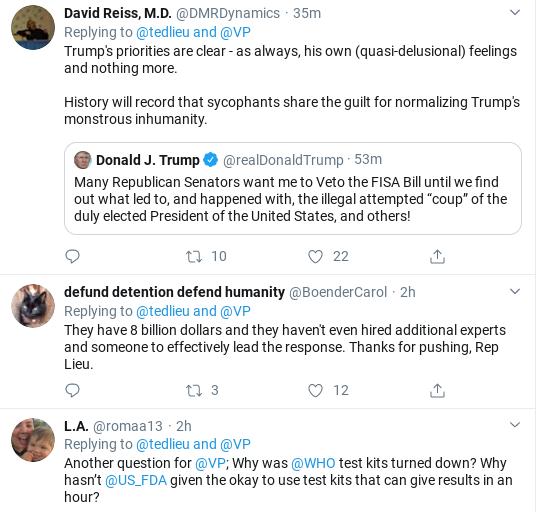 Screenshot-2020-03-12-at-11.38.36-AM Pence Hammered Online After Disastrous TV Interviews Donald Trump Politics Social Media Top Stories