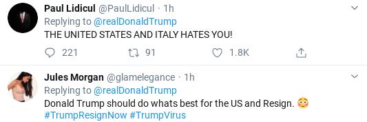 Screenshot-2020-03-14-at-2.41.52-PM Trump Tweets Bizarre Video As Coronavirus Crisis Rages Donald Trump Politics Social Media Top Stories
