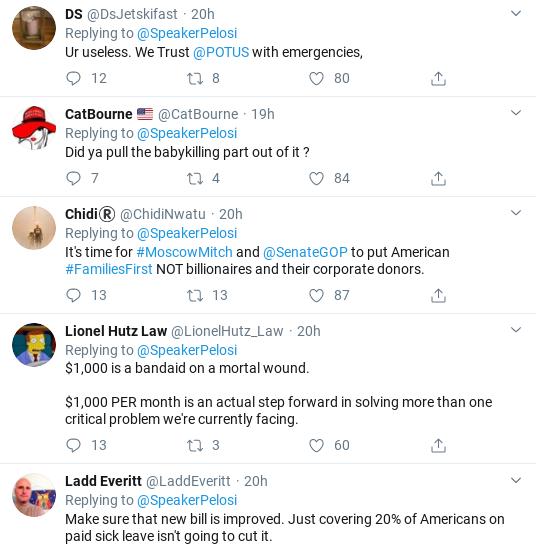 Screenshot-2020-03-18-at-10.19.32-AM Pelosi Trolls Cowardly GOP Senators Over Failed COVID-19 Response Donald Trump Healthcare Politics Social Media Top Stories