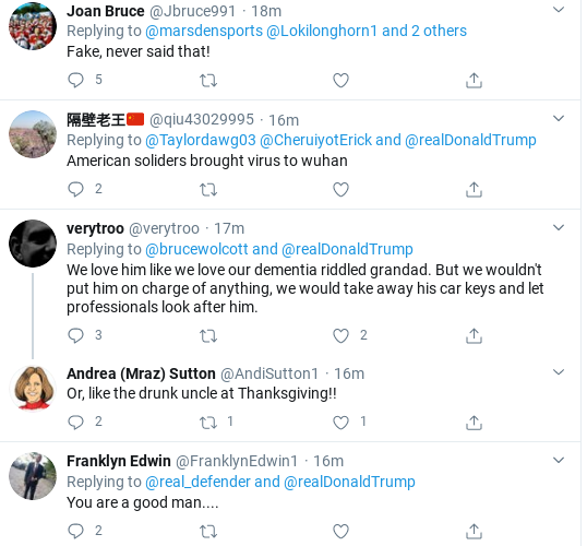 Screenshot-2020-03-23-at-9.53.01-AM Trump Goes On 27-Tweet Spree To Distract From COVID-19 Donald Trump Politics Social Media Top Stories