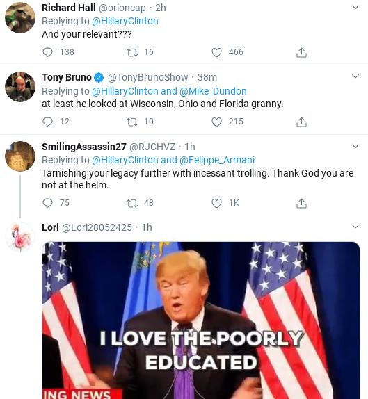 Screenshot-2020-03-24-at-2.18.36-PM Hillary Trolls Trump Over Failed Corona Response With One Line Joke Donald Trump Politics Social Media Top Stories