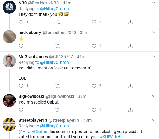 Screenshot-2020-03-25-at-12.26.18-PM Hillary Shows Trump How To Lead During Crisis With Wednesday Proclamation Donald Trump Politics Social Media Top Stories