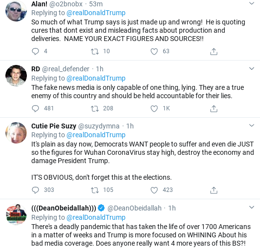 Screenshot-2020-03-28-at-9.32.13-AM Trump Freaks Out Over Media COVID-19 Coverage Donald Trump Politics Social Media Top Stories