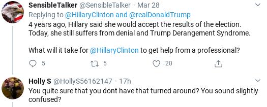 Screenshot-2020-03-29-at-10.54.58-AM Hillary Humiliates Trump With Coronavirus Failure Twitter Trolling Donald Trump Politics Social Media Top Stories