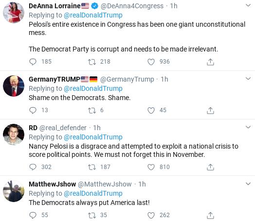 Screenshot-2020-03-30-at-9.11.41-AM Trump Attacks Pelosi In Angry Morning Twitter Freakout Donald Trump Politics Social Media Top Stories