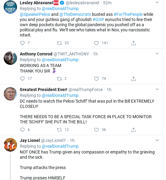 Screenshot-2020-03-30-at-9.12.29-AM Trump Attacks Pelosi In Angry Morning Twitter Freakout Donald Trump Politics Social Media Top Stories
