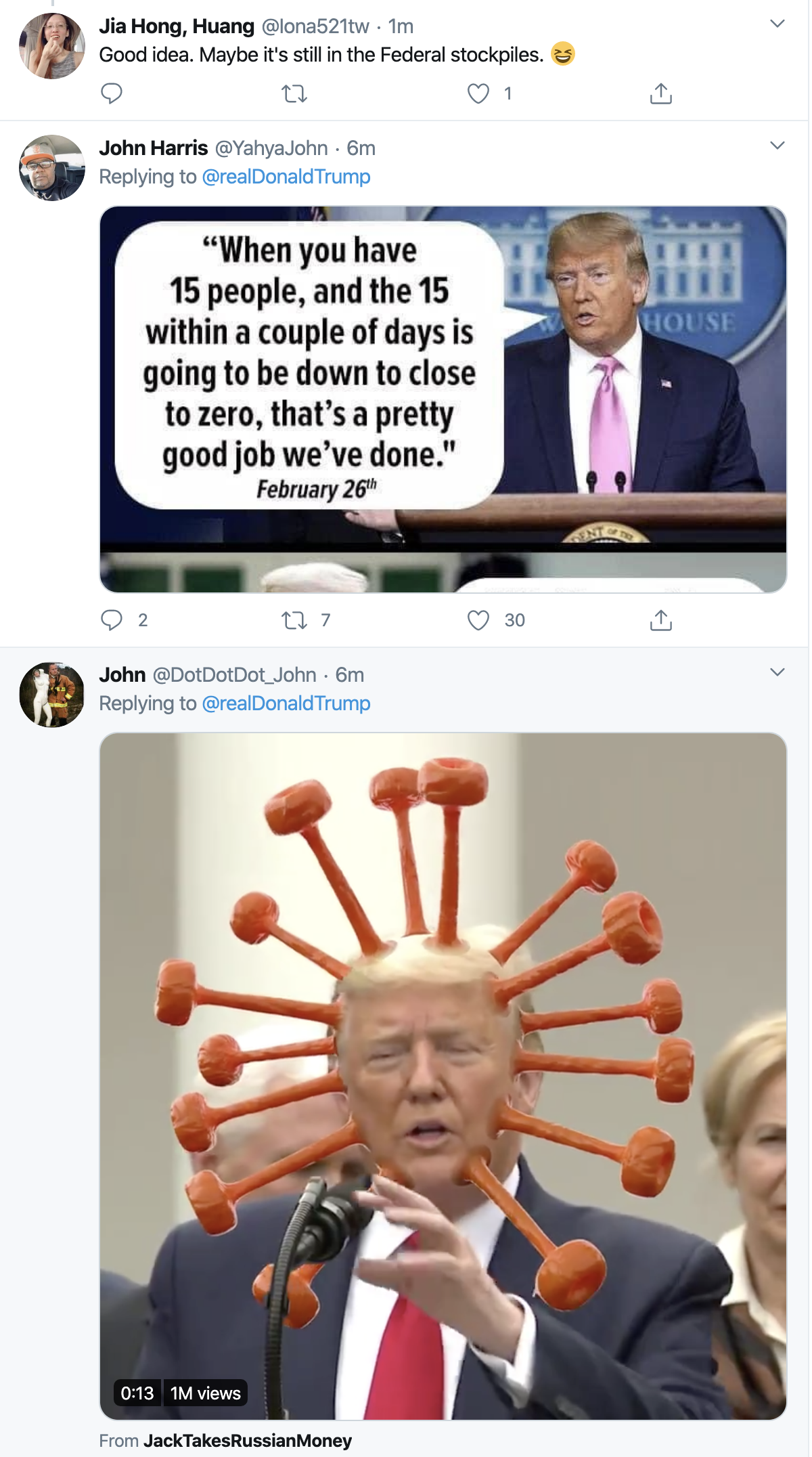 Screen-Shot-2020-04-02-at-8.05.38-AM Trump Explodes On Schumer In Defensive AM Freakout Domestic Policy Featured Healthcare Politics Top Stories