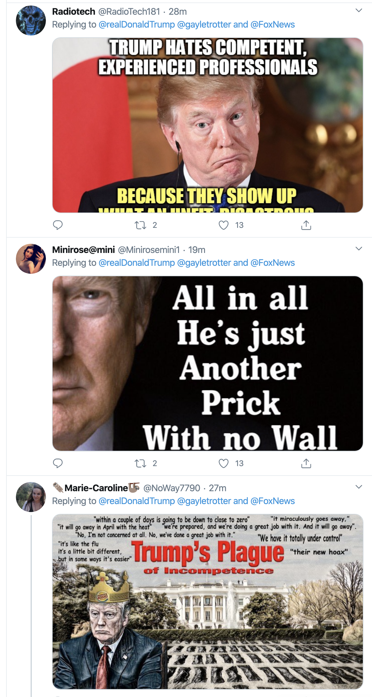 Screen-Shot-2020-04-06-at-7.10.03-AM Trump Delivers Unsightly AM Petty Rant On Twitter Donald Trump Featured Healthcare Politics Top Stories