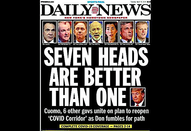 Screen-Shot-2020-04-14-at-12.00.38-PM Trump's Hometown Newspaper Releases Humiliating New Cover Image Donald Trump Featured Healthcare Politics Top Stories
