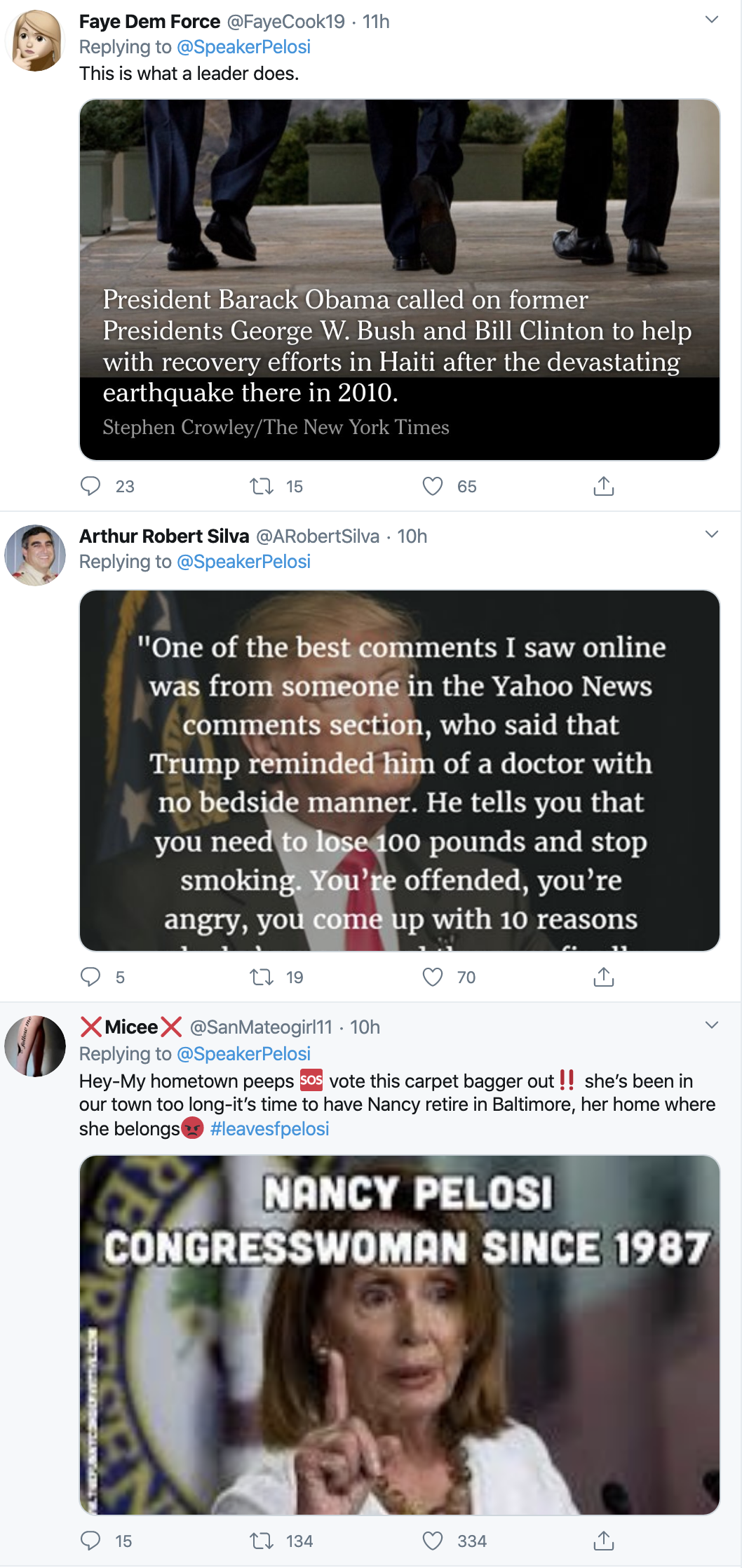 Screen-Shot-2020-04-15-at-8.54.41-AM Pelosi Devastates Trump During 7-Tweet Coronavirus Failure Take-Down Donald Trump Featured Healthcare Politics Top Stories