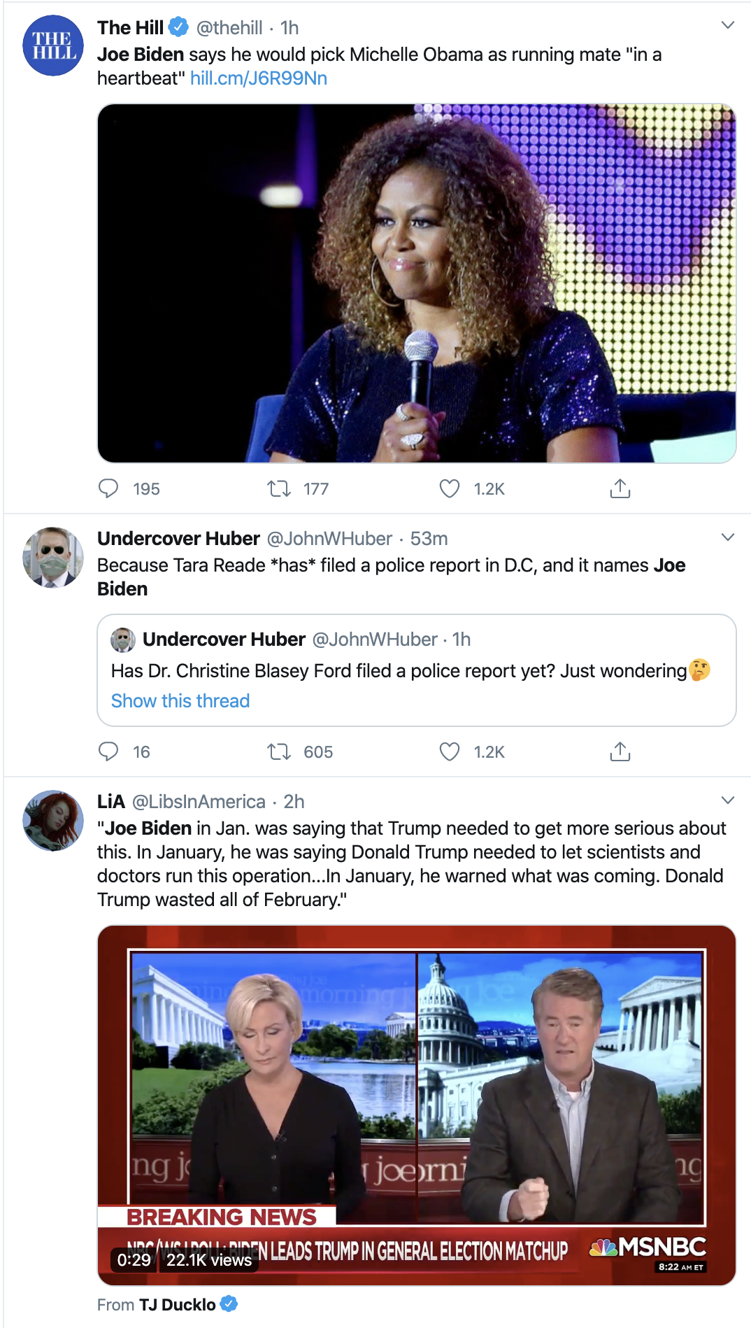 Screen-Shot-2020-04-21-at-8.39.51-AM Joe Biden Makes Tuesday Obama VP Announcement Donald Trump Election 2020 Featured Politics Top Stories