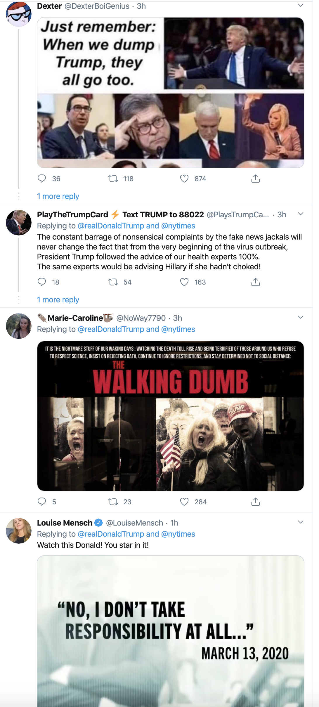 Screen-Shot-2020-04-21-at-9.14.21-AM Twitter Icon Rips Trump For Bragging As COVID-19 Kills 42,000 Election 2020 Featured Healthcare Politics Top Stories