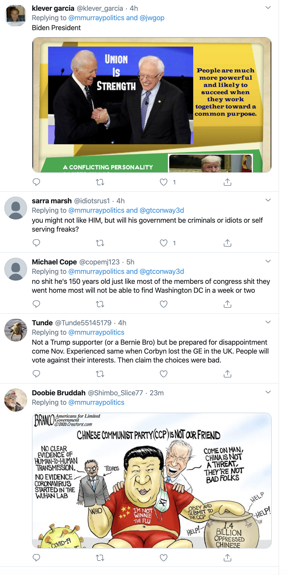 Screen-Shot-2020-04-22-at-3.29.33-PM Florida GOP Abandoning Trump In Droves Coronavirus Donald Trump Election 2020 Featured Politics Top Stories