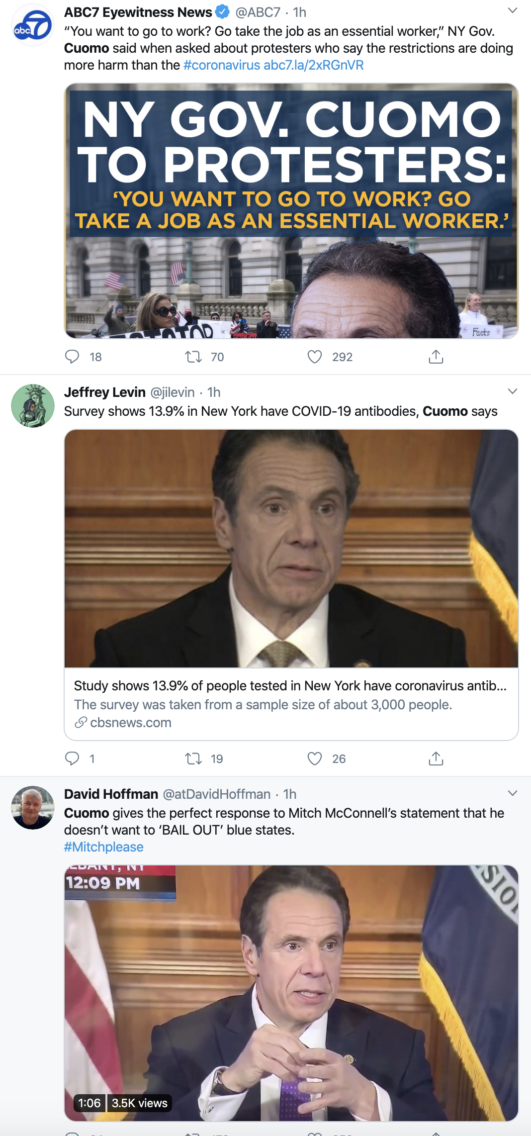 Screen-Shot-2020-04-23-at-1.17.38-PM McConnell Plans To Let States Sink Instead Of Rendering Aid Economy Featured Healthcare Politics Top Stories