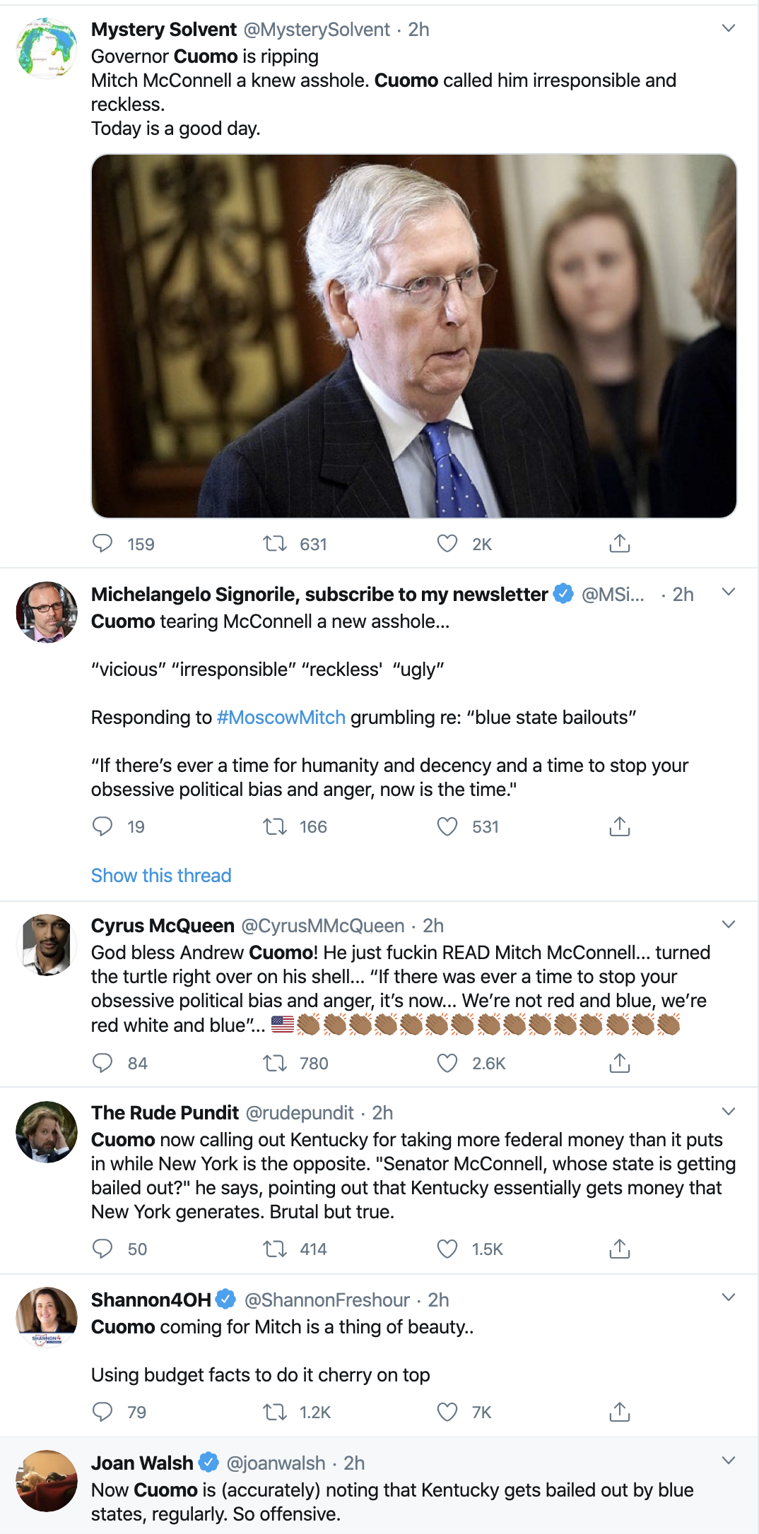 Screen-Shot-2020-04-23-at-1.18.26-PM McConnell Plans To Let States Sink Instead Of Rendering Aid Economy Featured Healthcare Politics Top Stories