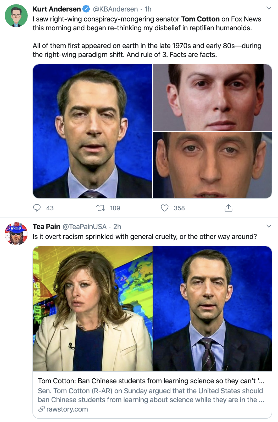 Screen-Shot-2020-04-26-at-12.41.52-PM Tom Cotton's Sunday TV Appearance Goes Very Wrong Economy Featured Healthcare Politics Top Stories