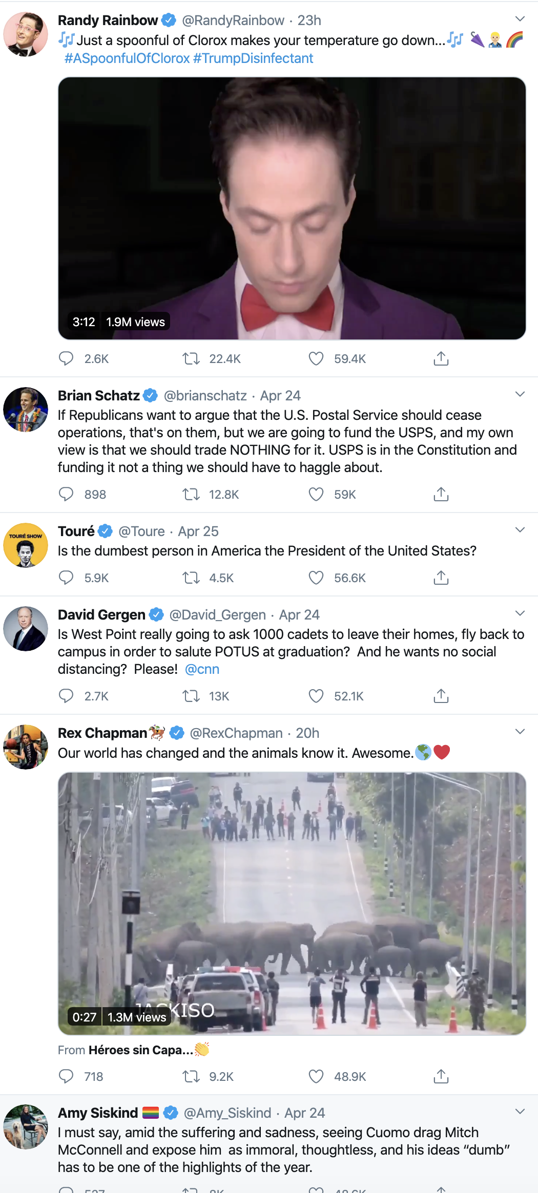 Screen-Shot-2020-04-26-at-9.26.32-AM Obama Tweets Updated Weekend 2020 Endorsement Like A Real Leader Election 2020 Featured Healthcare Politics Top Stories