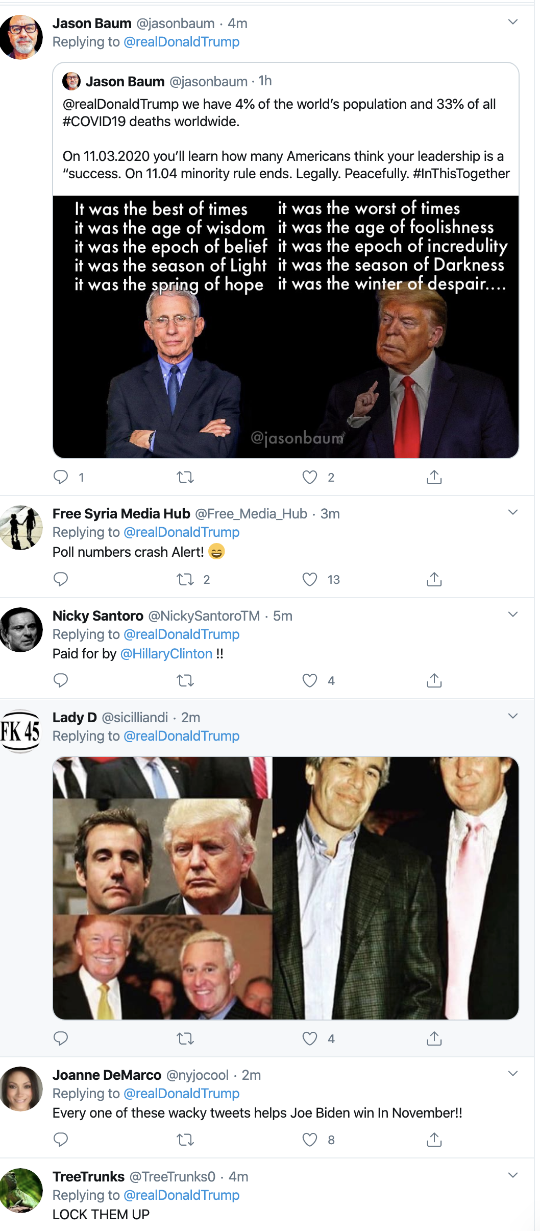 Screen-Shot-2020-04-30-at-7.18.04-AM Trump Sets Up Flynn Pardon In AM Twitter Cry Donald Trump Election 2020 Featured Politics Top Stories