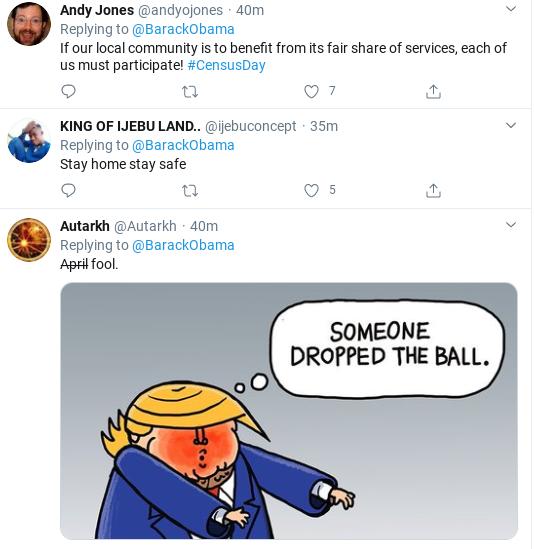 Screenshot-2020-04-01-at-11.29.28-AM Obama Returns & Tweets Favor To Ask Of All Americans Donald Trump Politics Social Media Top Stories