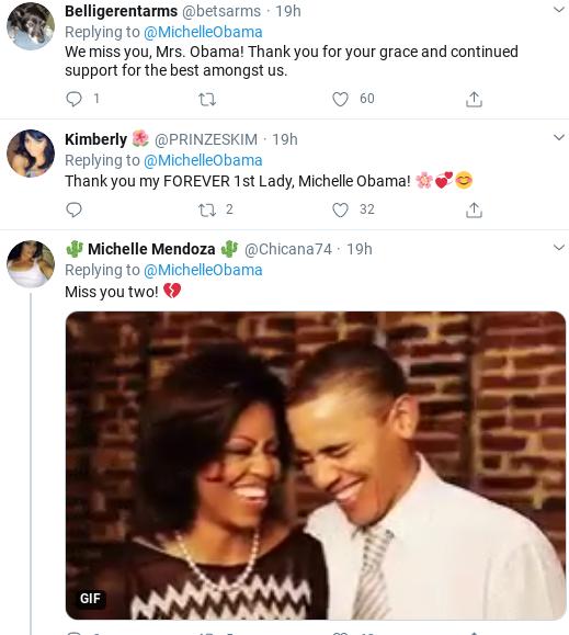 Screenshot-2020-04-02-at-1.41.54-PM Michelle Obama Shares Inspirational Crisis Message Donald Trump Politics Social Media Top Stories