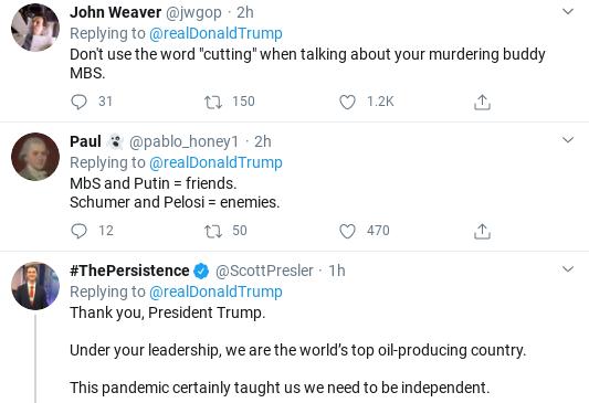 Screenshot-2020-04-02-at-12.40.35-PM Trump Suddenly Announces Call With Dictator Friend Donald Trump Politics Social Media Top Stories