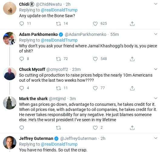 Screenshot-2020-04-02-at-12.41.56-PM Trump Suddenly Announces Call With Dictator Friend Donald Trump Politics Social Media Top Stories