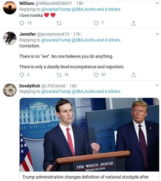 Screenshot-2020-04-04-at-10.36.33-AM Trump Goes On Lengthy Retweet Spree As Pandemic Spreads Donald Trump Politics Social Media Top Stories