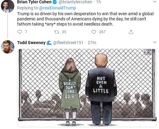 Screenshot-2020-04-06-at-2.29.01-PM Trump Lashes Out At Biden In Petulant Monday Meltdown Donald Trump Politics Social Media Top Stories