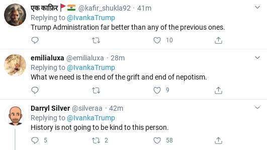 Screenshot-2020-04-19-at-11.31.15-AM Ivanka's Attempt To Tweet About Coronavirus Relief Goes Horribly Wrong Donald Trump Politics Social Media Top Stories