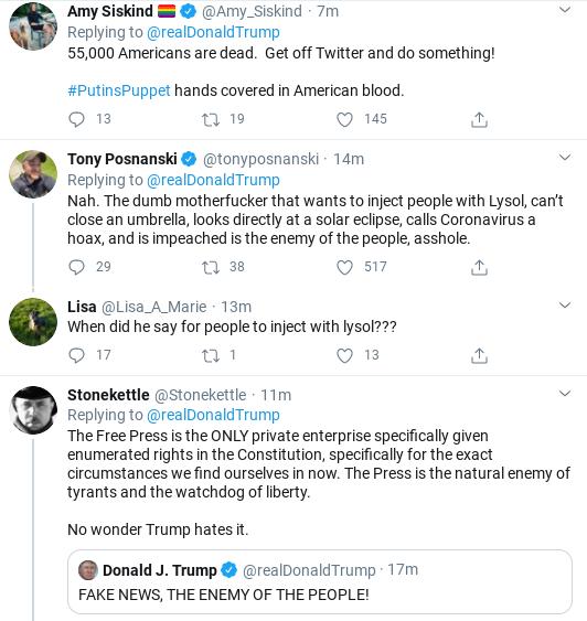 Screenshot-2020-04-27-at-10.05.45-AM Trump Tweets Unhinged Threatening Screed Against Media Donald Trump Politics Social Media Top Stories