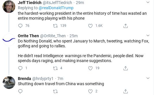 Screenshot-2020-04-29-at-11.32.33-AM Trump Snaps & Rage Tweets At Justin Amash During Wednesday Meltdown Donald Trump Election 2020 Politics Social Media Top Stories