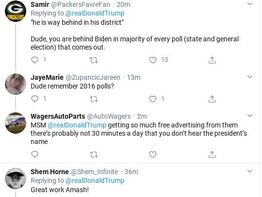 Screenshot-2020-04-29-at-11.33.46-AM Trump Snaps & Rage Tweets At Justin Amash During Wednesday Meltdown Donald Trump Election 2020 Politics Social Media Top Stories