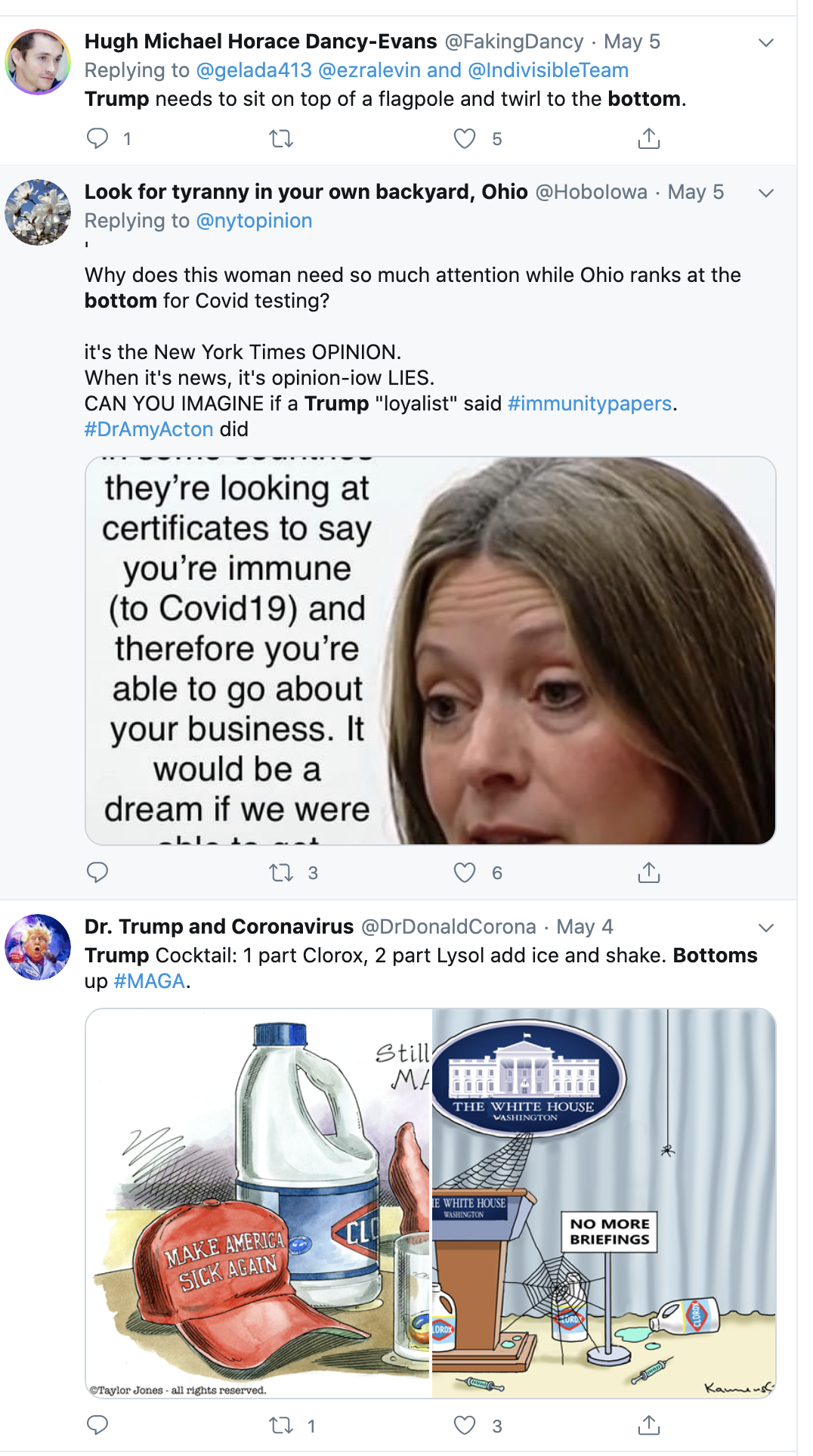 Screen-Shot-2020-05-10-at-1.36.26-PM Obama Does Mother's Day Right, Calls Trump 'Chaotic Disaster' Domestic Policy Featured Feminism Politics Top Stories