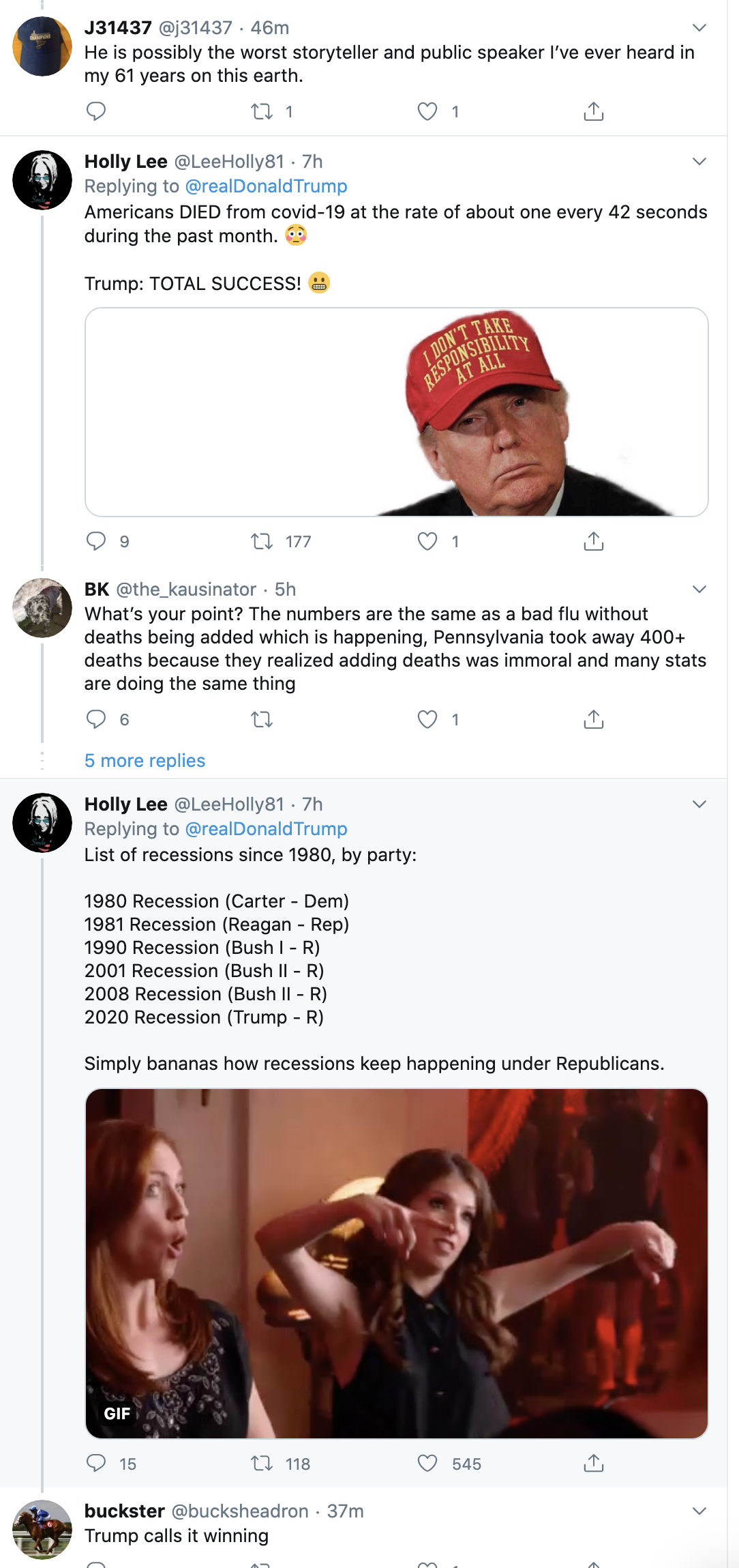 Screen-Shot-2020-05-10-at-3.31.12-PM Trump Claims Hillary Behind 'Russian Coup' On Twitter Corruption Crime Donald Trump Election 2020 Russia Top Stories Twitter