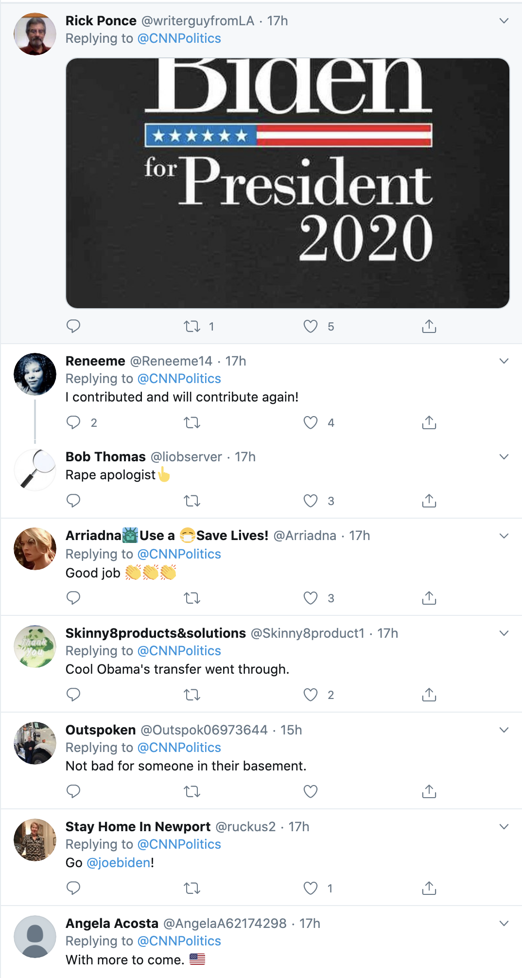 Screen-Shot-2020-05-12-at-12.11.26-PM New Campaign Numbers Have Trump's Head Spinning Corruption Crime Donald Trump Election 2020 Top Stories Twitter