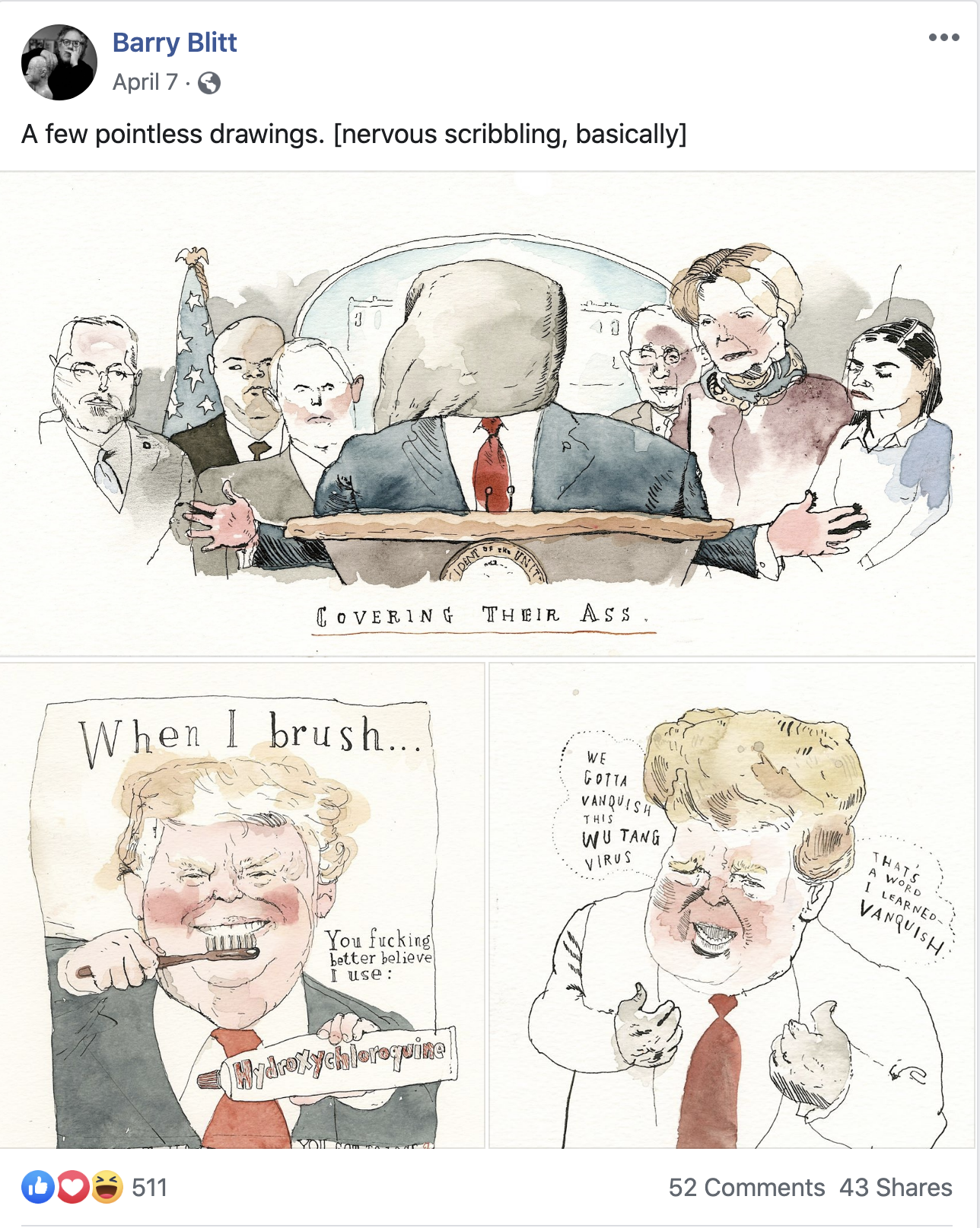 Screen-Shot-2020-05-18-at-10.37.33-AM Latest 'New Yorker' Cover Image Inspired By Trump Coronavirus Featured Media Politics Top Stories