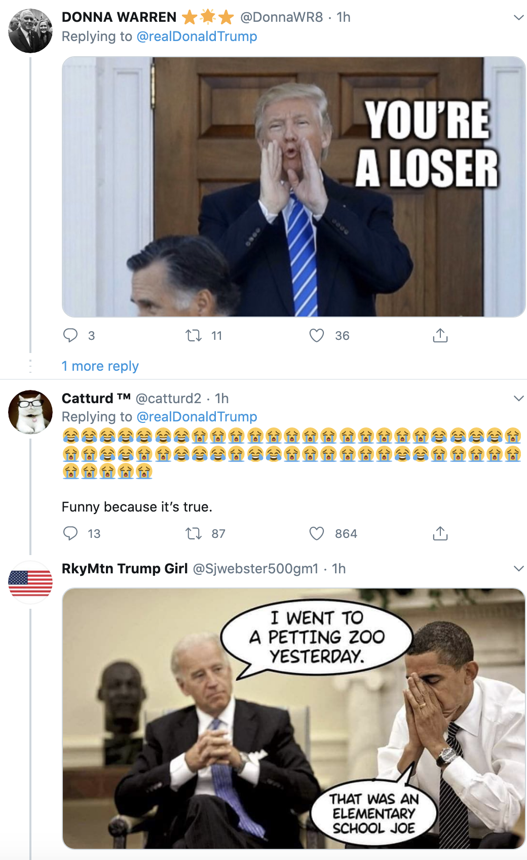 Screen-Shot-2020-05-18-at-11.53.06-AM Trump Screams 'LOSER!' At Romney On Twitter Corruption Donald Trump Election 2020 Top Stories Twitter Videos