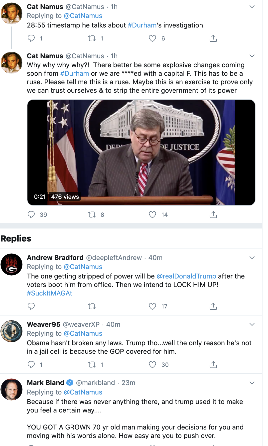 Screen-Shot-2020-05-18-at-12.36.57-PM AG Barr Says Obama Likely Not Guilty, Trump Fans Explode Crime Election 2020 Featured Top Stories