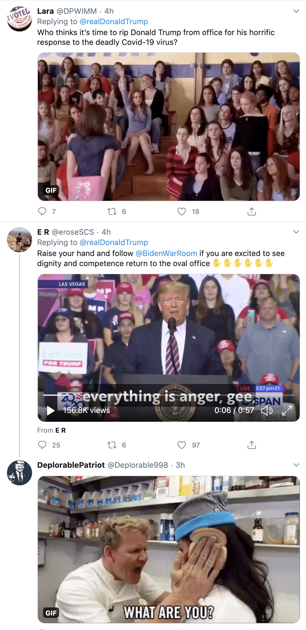 Screen-Shot-2020-05-18-at-2.28.22-PM Trump Unloads Vicious Monday Afternoon Lash-Out Coronavirus Election 2020 Featured Politics Top Stories